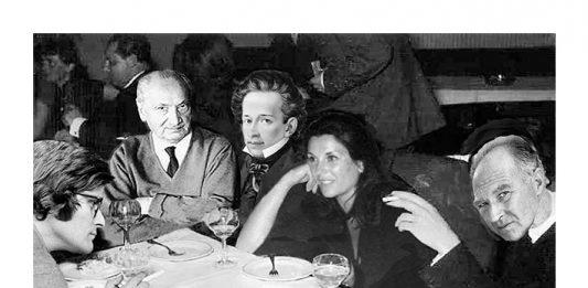 Adam Berg – Pranzo con Heidegger – cena con Leopardi