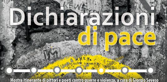 Dichiarazioni di Pace – Quinta tappa a Castano Primo