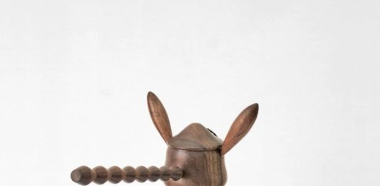 Edgar Orlaineta – Su nariz esta roja (artesania asistida)