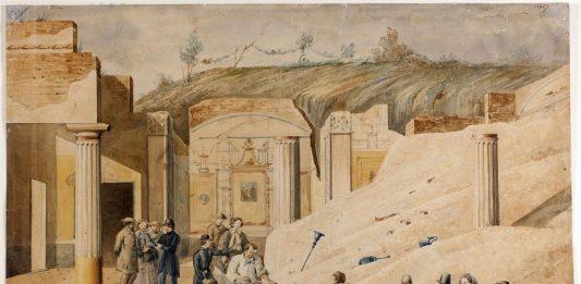 Ercolano e Pompei: visioni di una scoperta