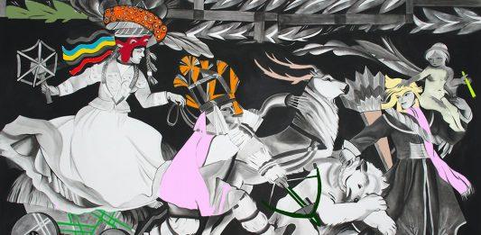 Furla Series #1: Paulina Olowska – Slavic Goddesses and the Ushers