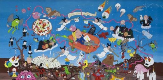 Laurina Paperina – The Last Judgment