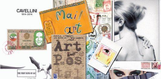 Mail art – Da una tecnica all'altra