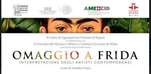 Omaggio a Frida – Interpretazione di artisti contemporanei