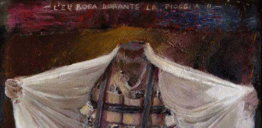 Pietro Geranzani – L'Europa durante la pioggia