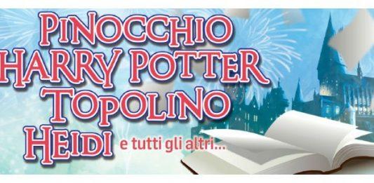 Pinocchio, Harry Potter, Topolino, Heidi e tutti gli altri. Una mostra fra illustrazioni e sogni