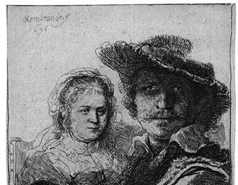 Rembrandt – Incisioni