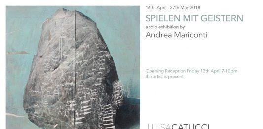 Andrea Mariconti – Spielen mit Geistern