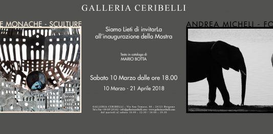 Andrea Micheli – Fotografie / Paolo Delle Monache – Sculture