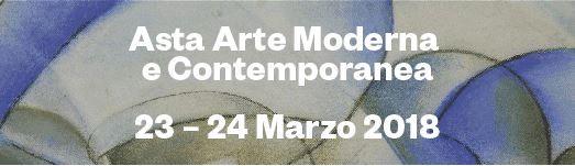 Asta di Arte Moderna e Contemporanea
