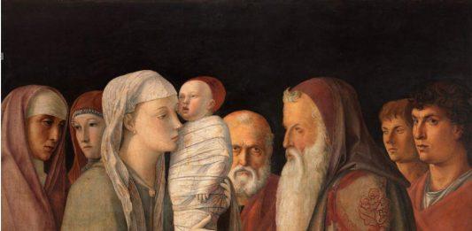 Capolavori a confronto: Bellini / Mantegna – Presentazione di Gesù al Tempio