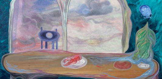 Down Deep. Immagini del profondo nella pittura contemporanea
