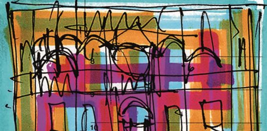 Egidio Bonfante – Un caleidoscopio di ritmi colori e atmosfere