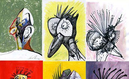 Emmanuele Lo Giudice – Five Rooms. Stanze oniriche tra sogno ed architetture