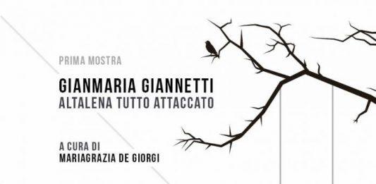 Gianmaria Giannetti – Altalena tutto attaccato