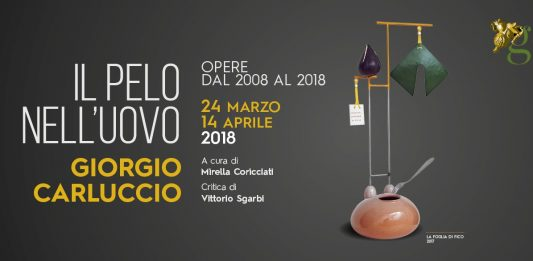 Giorgio Carluccio – Il pelo nell'uovo