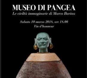Marco Barina – Museo di Pangea