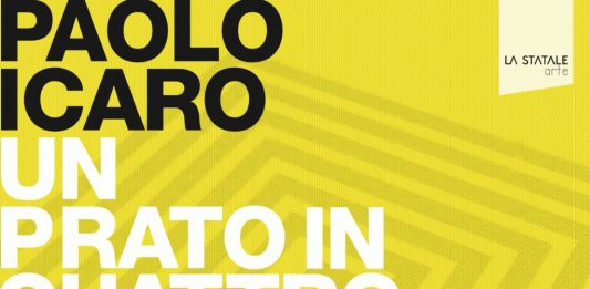 Paolo Icaro – Un prato in quattro tempi. Ultimo tempo
