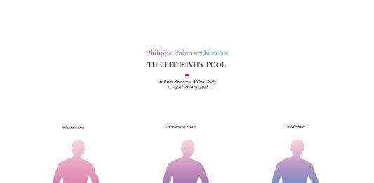 Philippe Rahm architectes – The Effusivity Pool