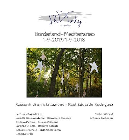 Raul Eduardo Rodriguez – Borderland. Mediterraneo