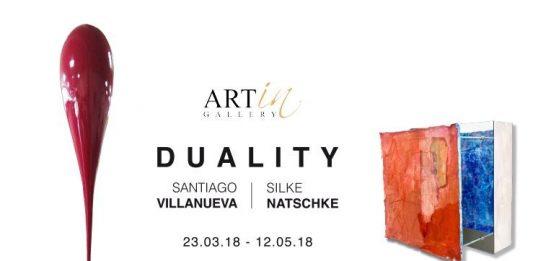 Santiago Villanueva / Silke Natschke – Duality