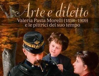 Valeria Pasta Morelli e le pittrici del suo tempo