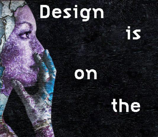 Anna Maria Tulli  – Design is on the wall