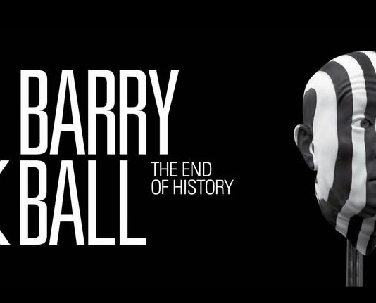 Barry X Ball – The End of History