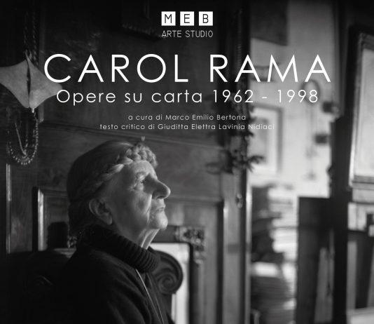 Carol Rama – Opere su carta 1962-1998