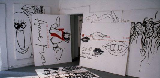 Cesare Pietroiusti – Scuola del disegno e della pittura in assenza di talento