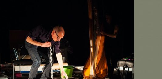Christian Marclay – Concerto Spaziale