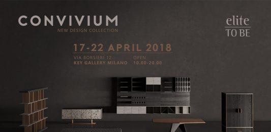 Convivum | New Design Collection 2018