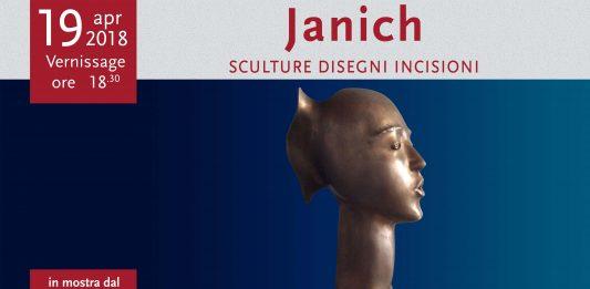 Edo Janich – Sculture Disegni Incisioni