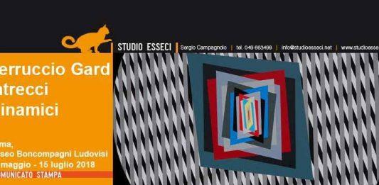 Ferruccio Gard – Intrecci Dinamici