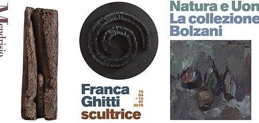 Franca Ghitti scultrice