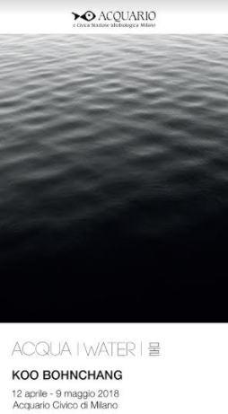 Koo Bohnchang – Acqua | Water