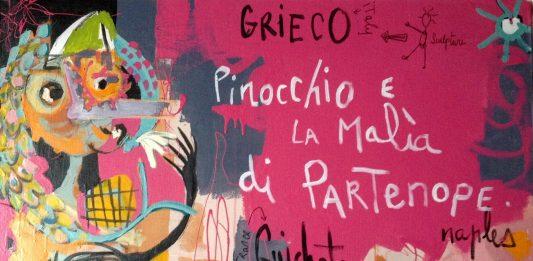 Patrizia Grieco /Cecile Guicheteau – Pinocchio e la malìa di Partenope