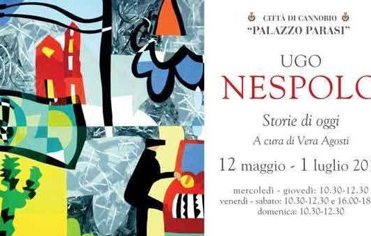 Ugo Nespolo – Storie di oggi