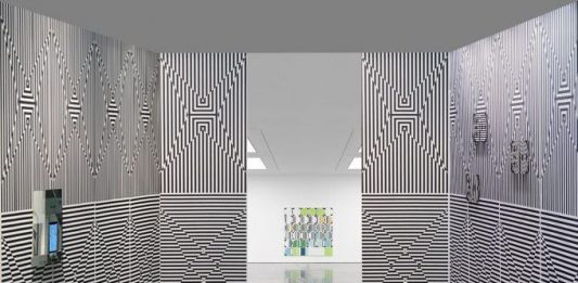 Vincenzo Marsiglia – Optical Room e Interactive portrait