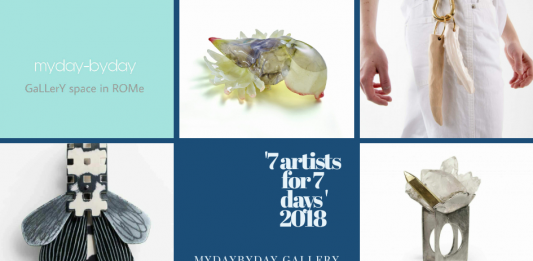 7 artists for 7 days – III Edizione
