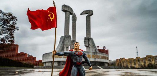 Enrico Pescantini – A Red Superhero in North  Korea