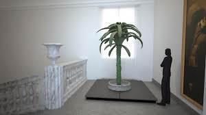 La Palma dell'Ambrosiana restaurata