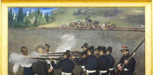 Manet e Massimiliano. Un incontro multimediale