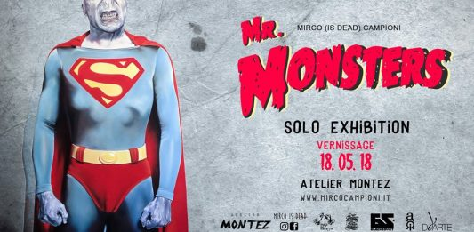 Mirco Campioni – Mr. Monsters