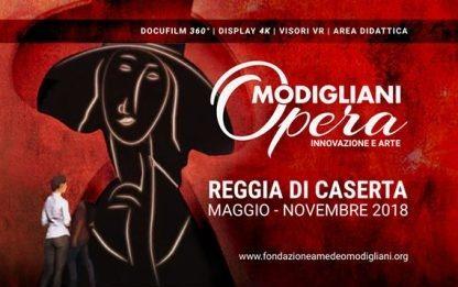 Modigliani – Un viaggio multisensoriale