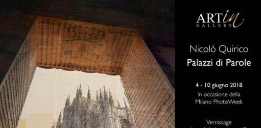 Nicolò Quirico – Palazzi di parole