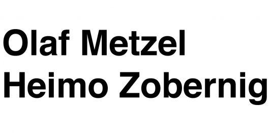 Olaf Metzel / Heimo Zobernig