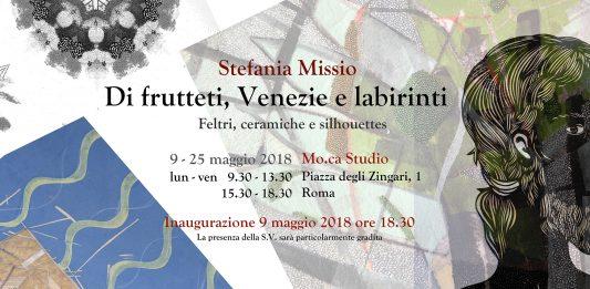 Stefania Missio – Di frutteti, Venezie e labirinti