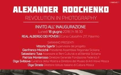 Alexander Rodchenko – Revolution in Photography