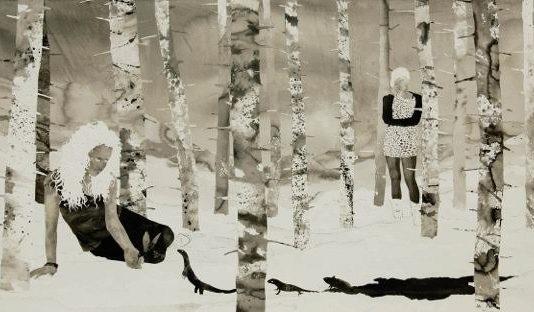 Andrea Mastrovito – Collages 2003-2012